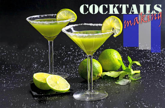 Cuban cocktail making classes