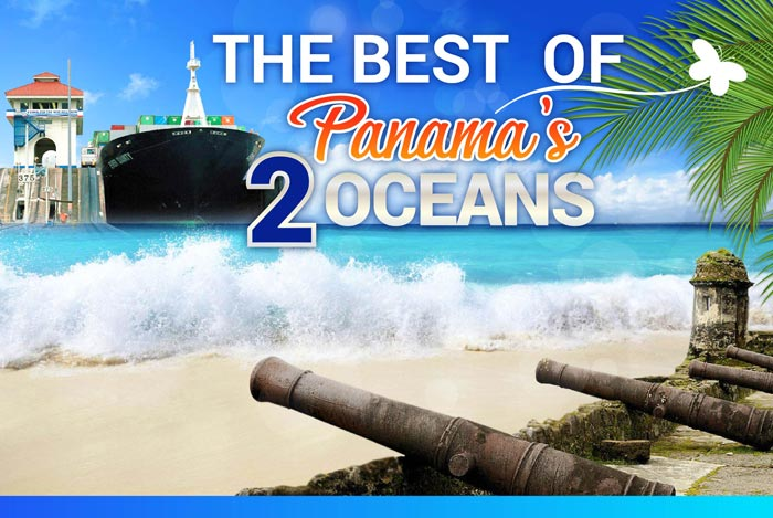 The best of Panama's 2 oceans