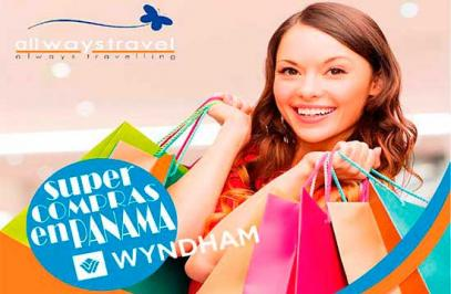 Super Shopping PANAMA with Wyndham Albrook Mall Hotel